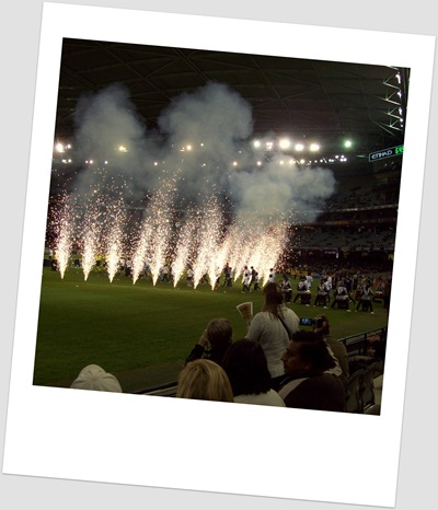 Unite fireworks