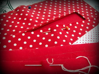 Red polkadots