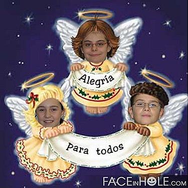 Clara, Marta e Antón