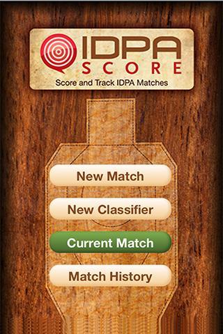 IDPA Score