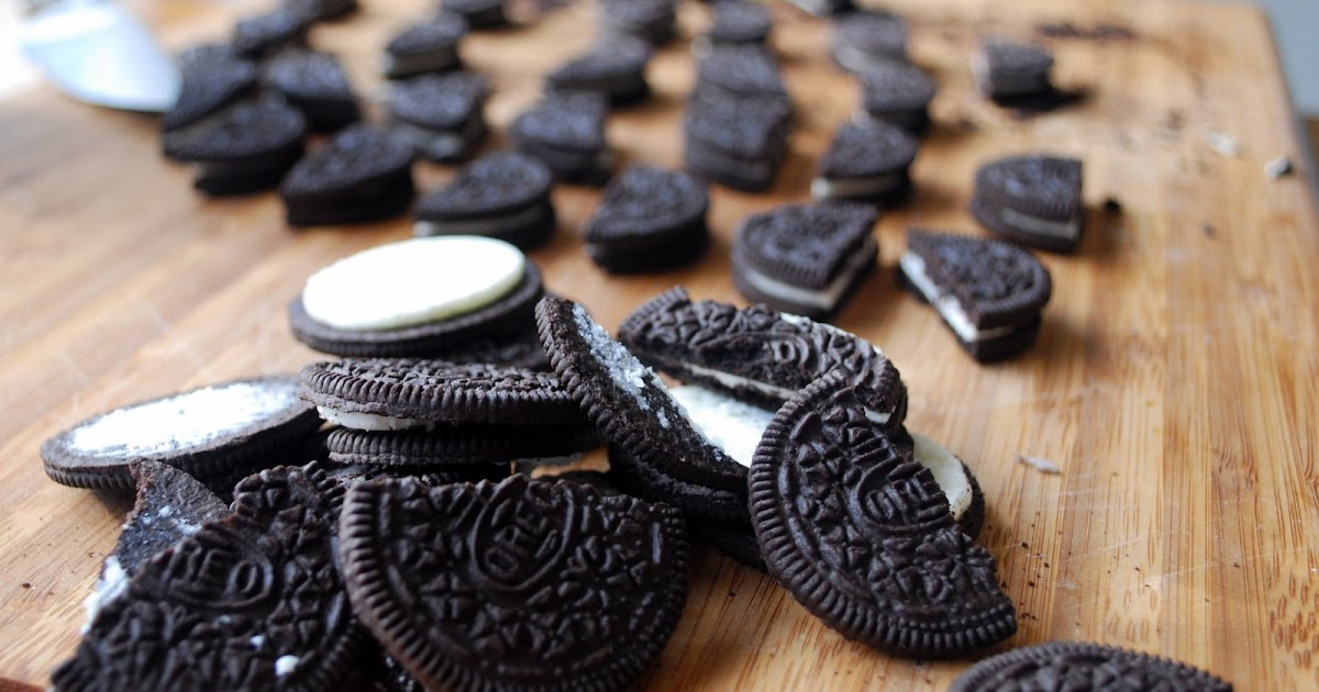 The Kitchen Canister Oreo Cupcakes