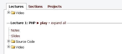 Harvard Extension School website programming