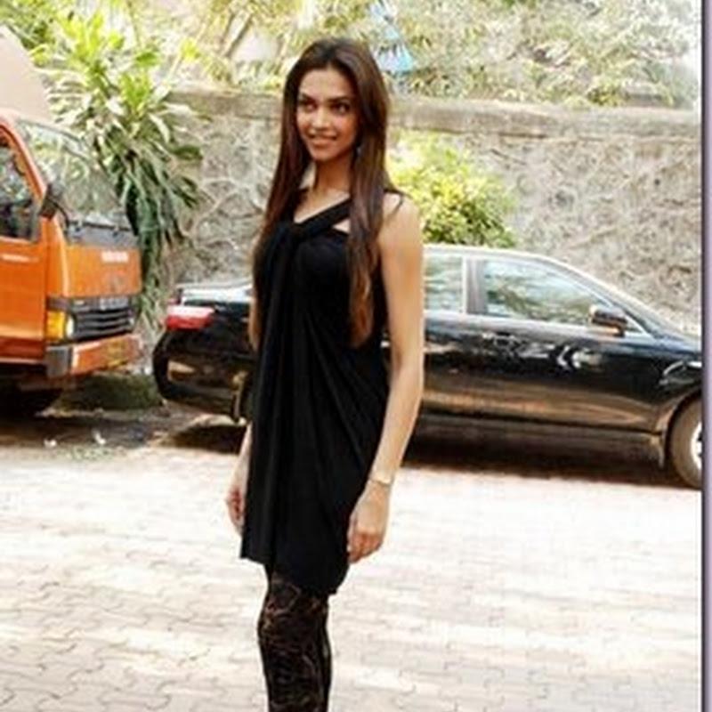 Deepika Padukone's wonderful evening in her life!