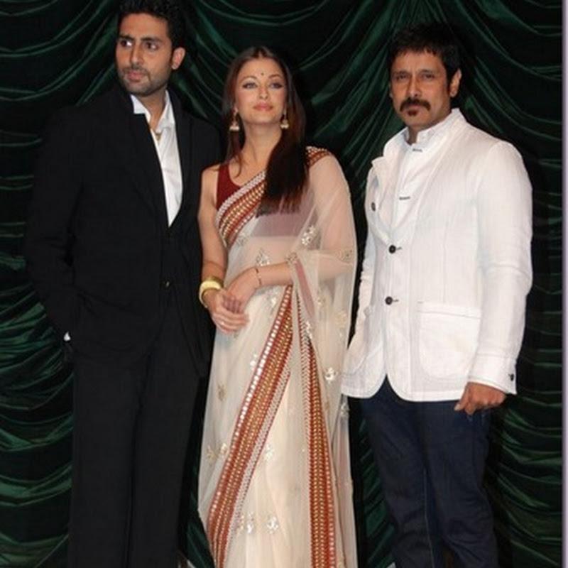 Aishwarya Rai introduced Raavan!