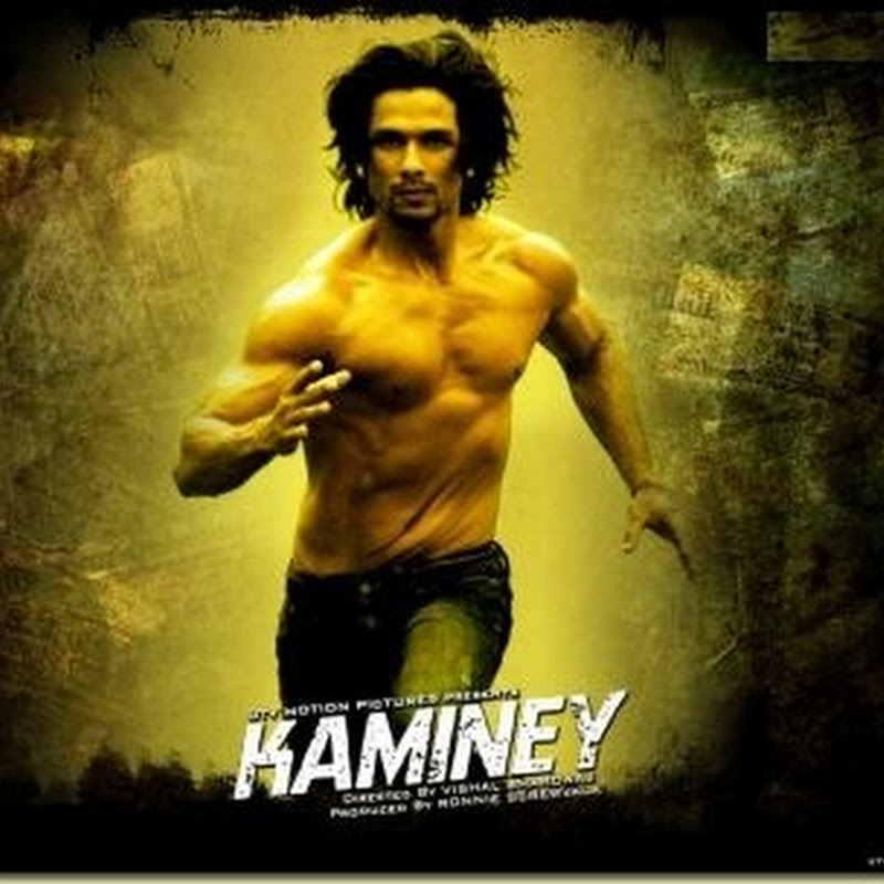 Shahid's topless scene in Kaminey!