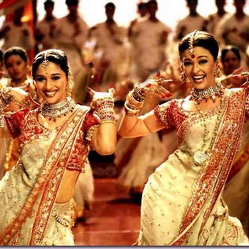 Madhuri-Ash together again