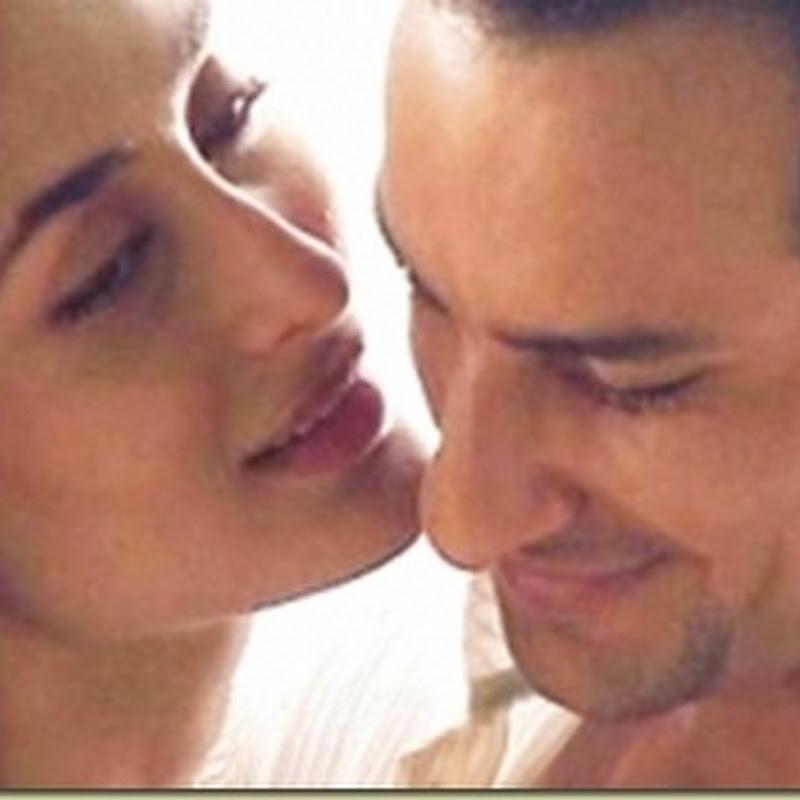 Saif, Kareena lovemaking scene is quite explicit