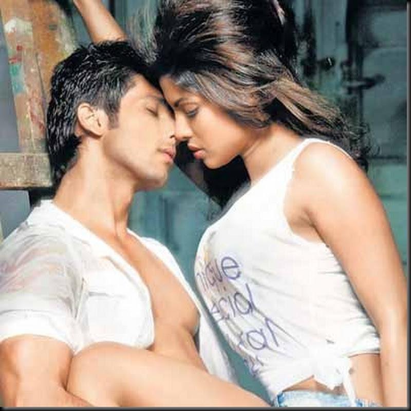 Shahid had fun with Priyanka