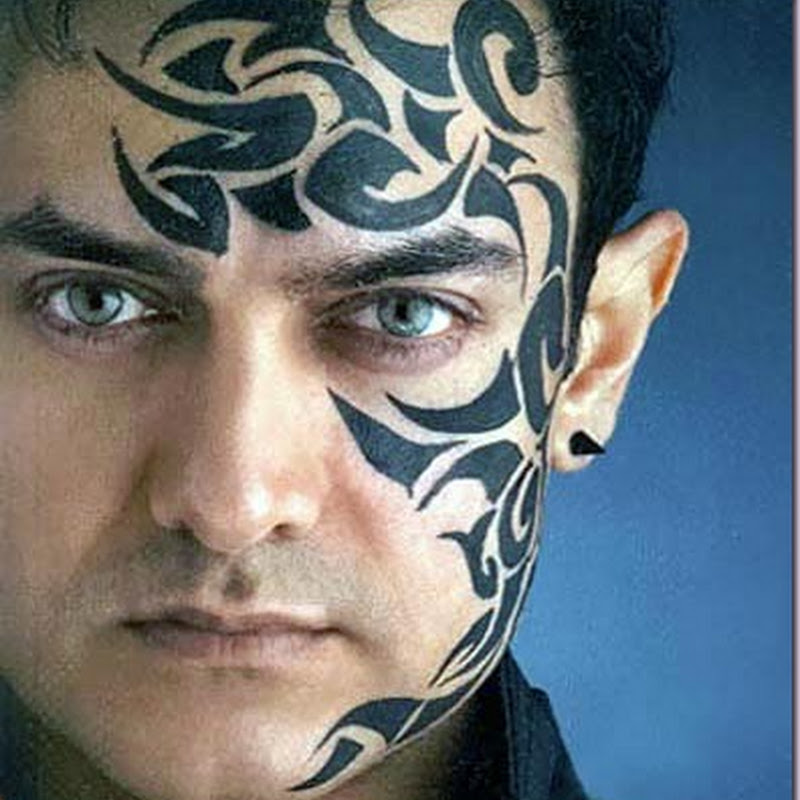 Aamir Khan gets animated