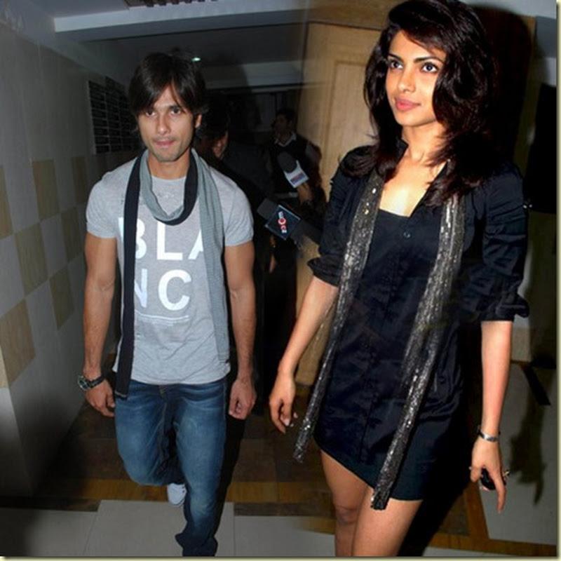Priyanka-Shahid split