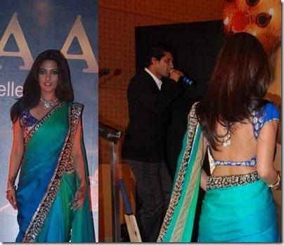 Sreesanth and Riya Sen at Gitanjali's Rivaaz collection stills3