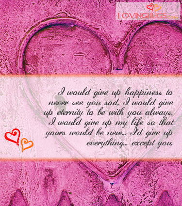 sad love quotes and sayings for her. true love quotes and sayings