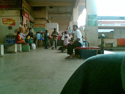Majestic Bus Depot, Bengaluru