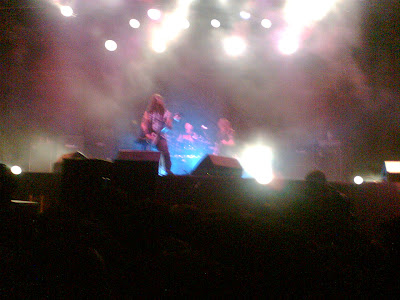 Somewhere in the Machine Head moshpit