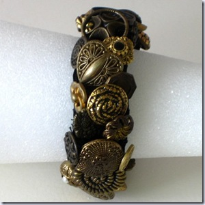 birose button bracelet