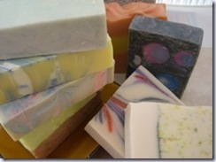 inalather eye candy bar soaps