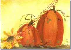 backroomtreasures   pumpkin aceo