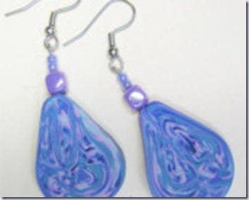 claycenter earrings