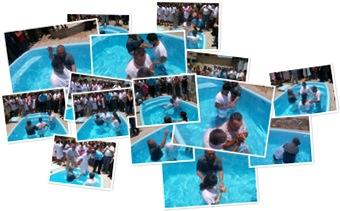 Exibir Batismo