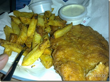 Charlie's Fish and Chips