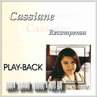 Cassiane - Recompensa - Playback - 2001