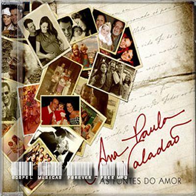 baixar CD Ana Paula Valadão   As Fontes do Amor   2009 | músicas