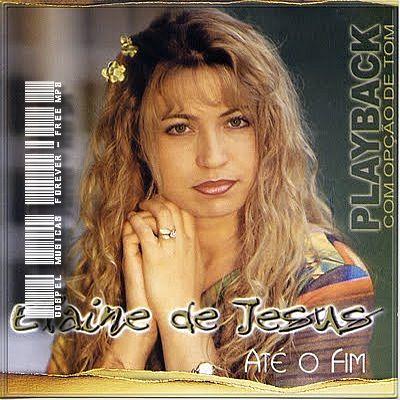 Elaine De Jesus - Até O Fim - Playback - 2002