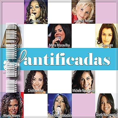Line Records -  Coletânia Santificadas - 2010