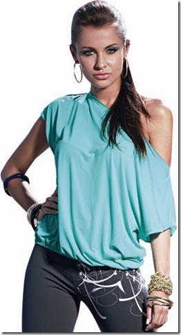 blusa verao 2012