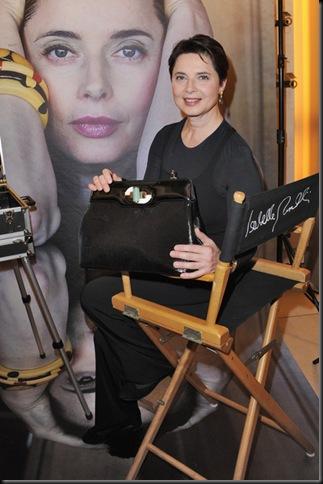 Isabella Rossellini Bulgari Bag3