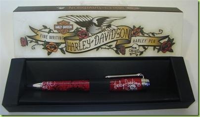 Casa 8 - Caneta Harley Davidson  Vintage - R$ 119,00