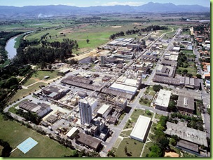 BASF S.A., Brasilien, Werk Guaratinguetá / BASF S.A., Brazil, Guaratinguetá site