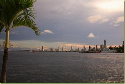 Cartagena_panorâmica