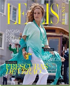 Capa Revista Le Lis Blanc Primavera Verão 2011