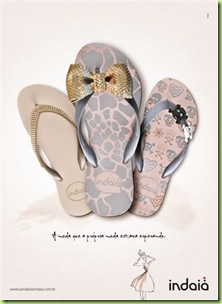 Sandálias Indaiá