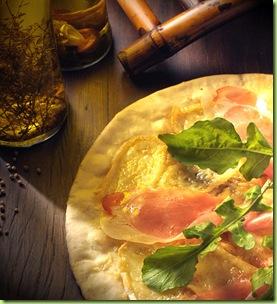 Pizza_Brie e Parma