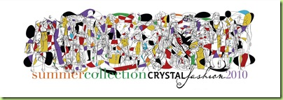 Identidade Visual - XIII Crystal Fashion