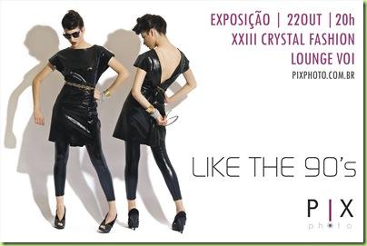 Exposição PIX PHOTO - 22-10 - Crystal Fashion