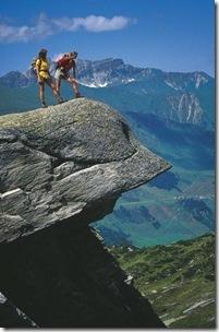 Rota de escaladas na Áustria b