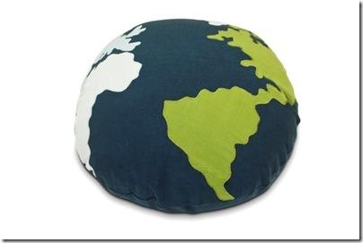 Almofada Mundo baixa