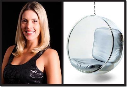 Renata e bubble chair 2