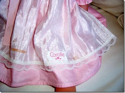 corolle doll dress