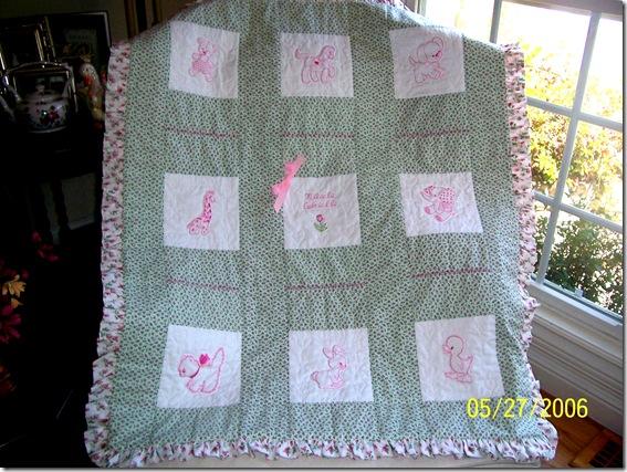 mikaela's quilt full size