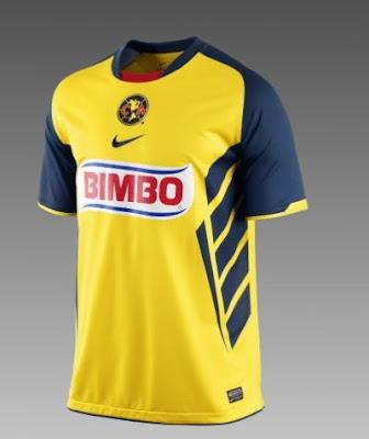 Club am rica sentimiento incondicional uniforme del for Cuarto uniforme del club america