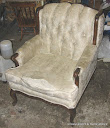 Tufted Chair, Before
