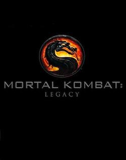 Mortal kombat legacy poster