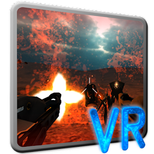 Cover art SWAT vs. Aliens VR Cardboard