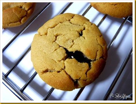 Peanut butter truffle