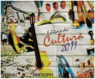 Editais da Cultura 2011