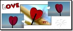 love banner large